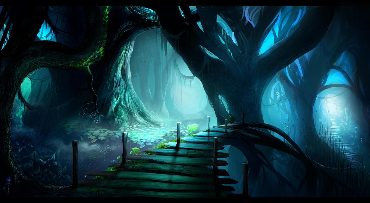 Overgrown by AlynSpiller