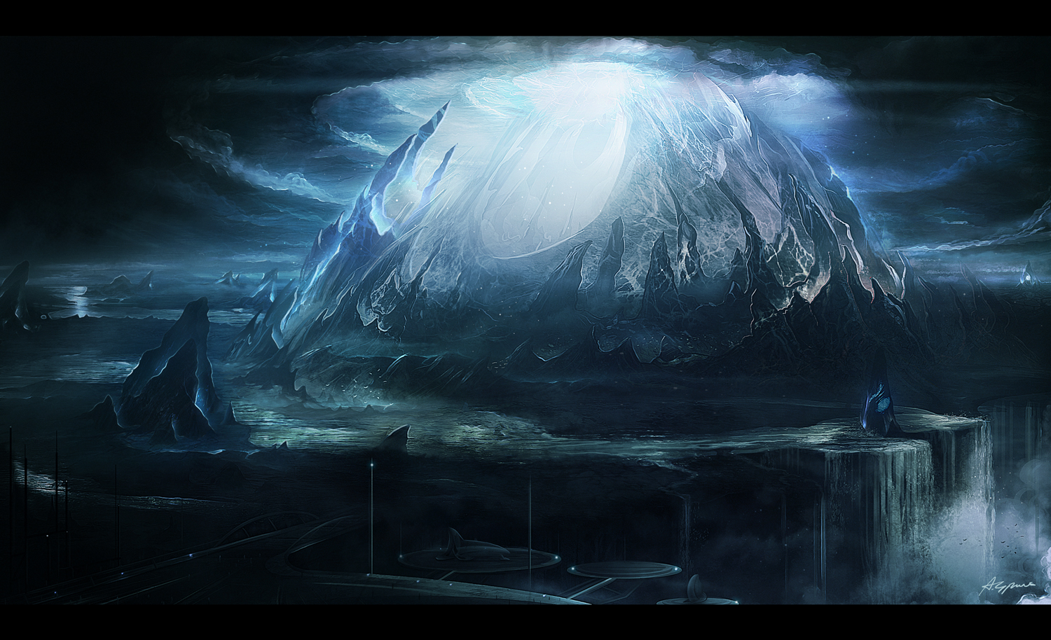 Epicenter by nilTrace