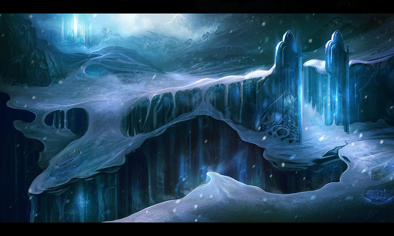 Frozen Pass By Alynspiller On Deviantart