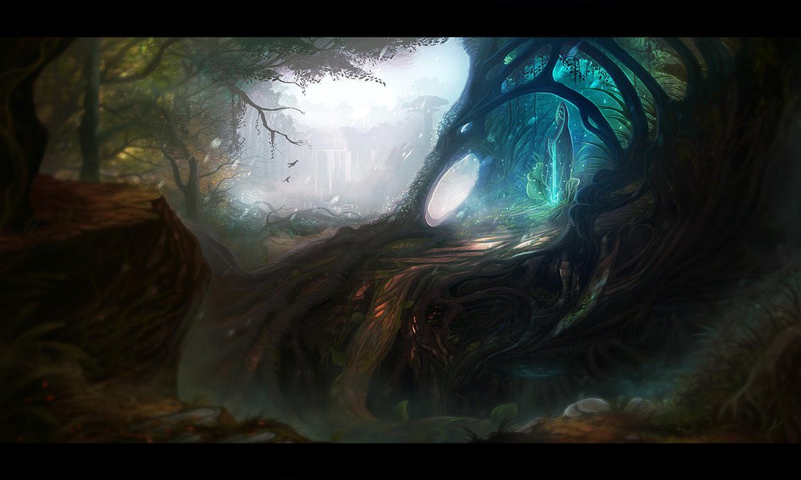 Of the Forest by nilTrace