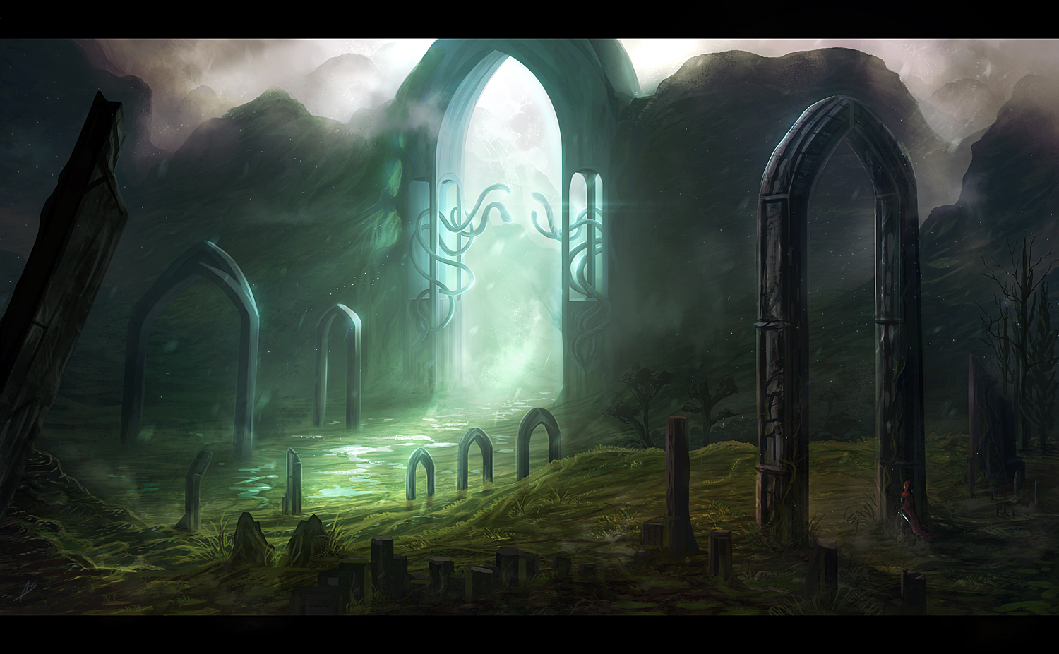 The Serpent's Folly by AlynSpiller