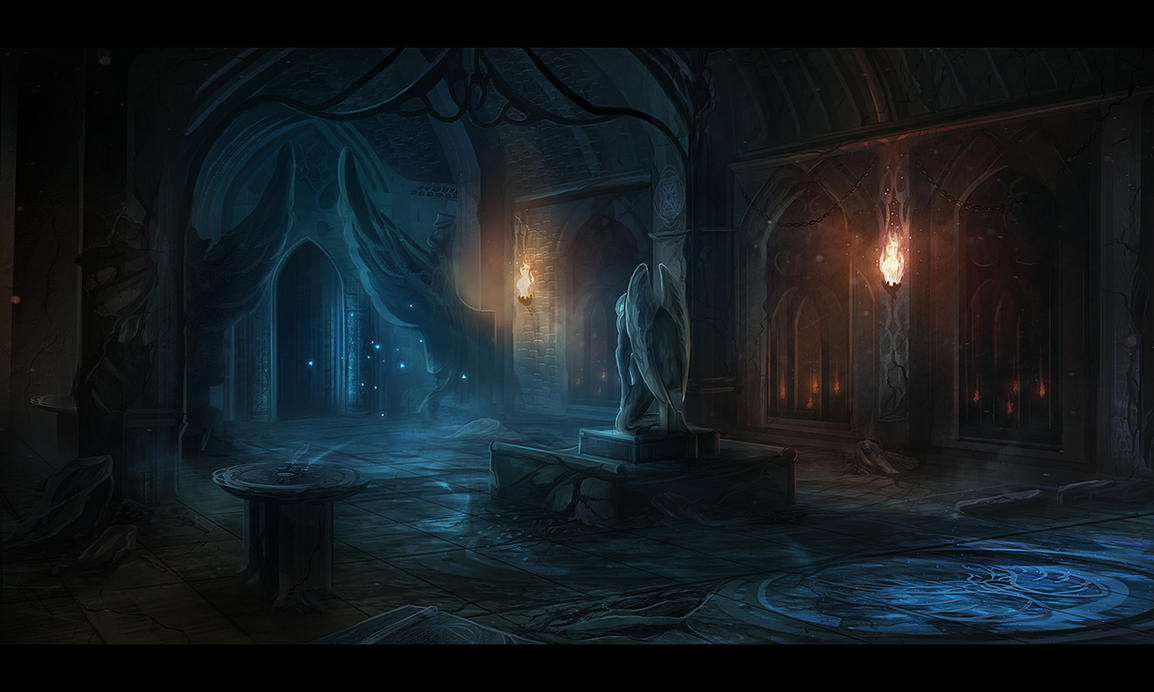 The Sanctuary by AlynSpiller