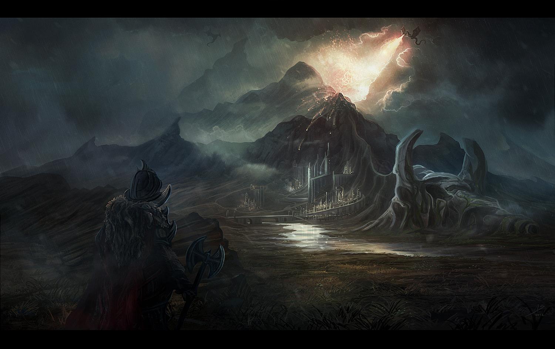 A Stirring Light by nilTrace