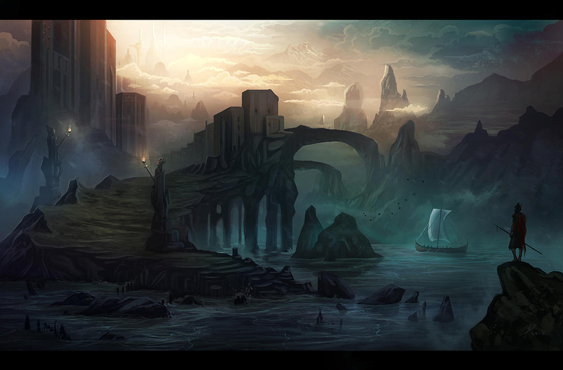 Ridge by AlynSpiller
