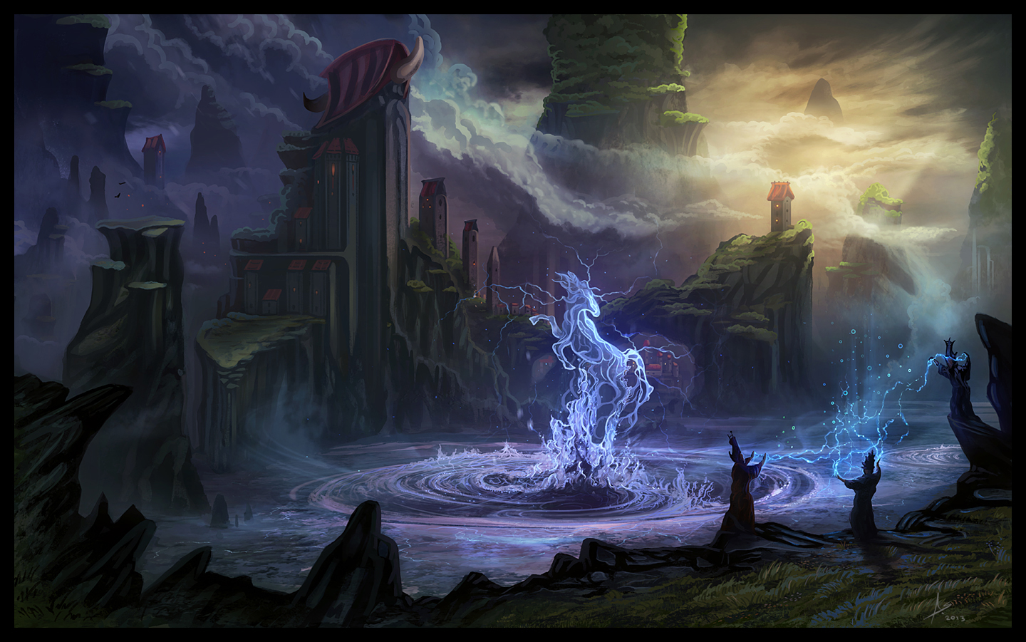 Called Forth by AlynSpiller