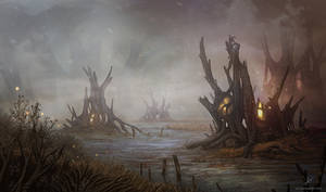 Swamp Location