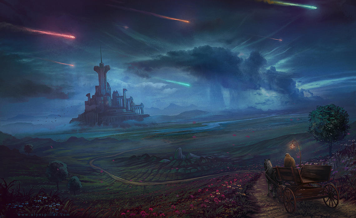 Iron Sky by AlynSpiller