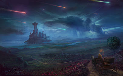 Iron Sky by AlynSpiller