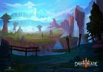 Dawnblade Concept Art