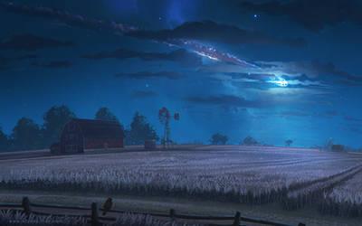 Meteor by AlynSpiller