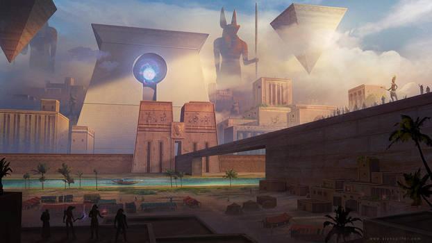 The Golden Land of Egypt