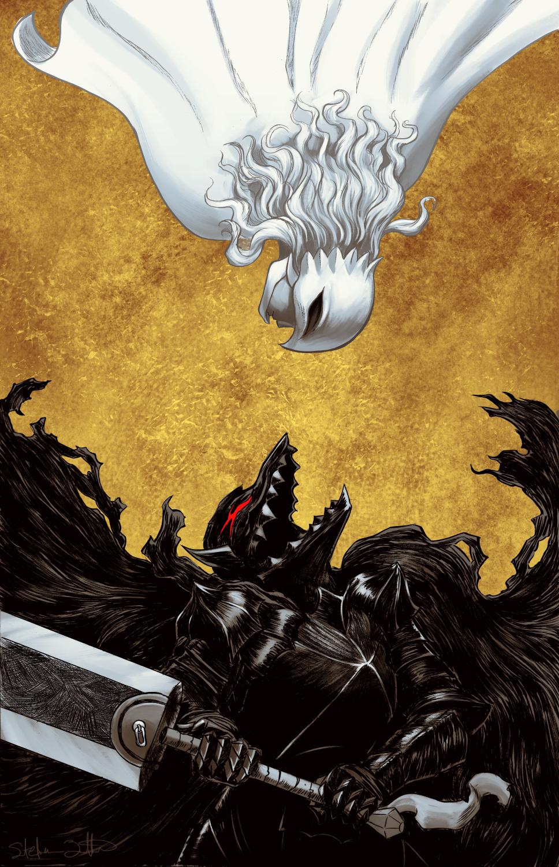 Black Dog White Hawk by Jadiekins