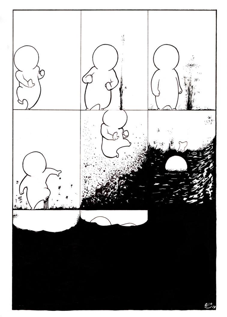 Oswald Drowns In It by HulkYoda