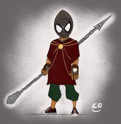 Spider Rick by HulkYoda