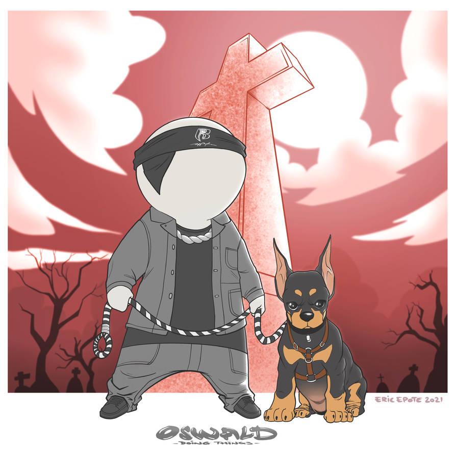 Oswald Gets A Dog