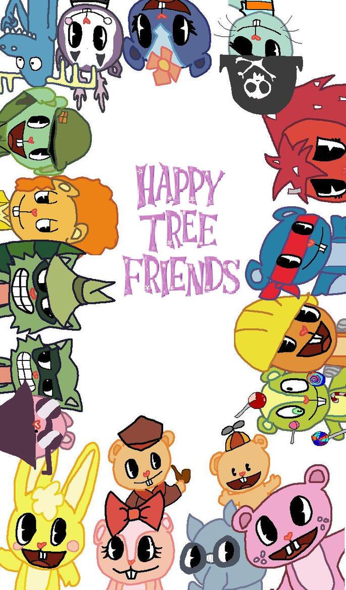 Happy Tree Friends [Anime Version] - Taringa!