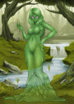 Monster Class: Slime Woman