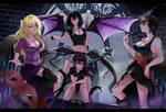 Chronicles of Eden - Bad Girls by AG-Publishing