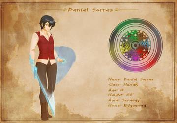 Character Sheet - Daniel Sorres