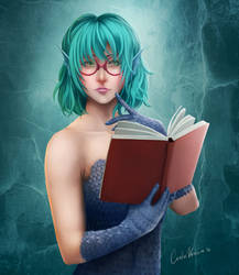 Specca and her Book by AG-Publishing