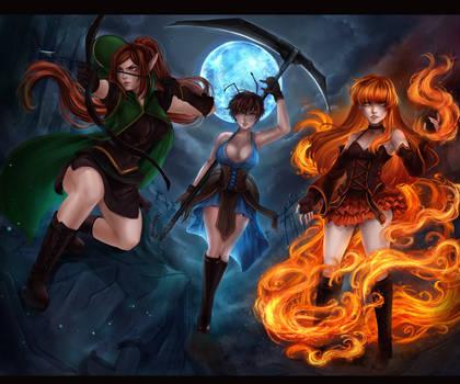Wardens of the Underworld
