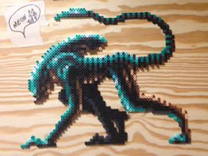 Another xenomorph just crawlin' along