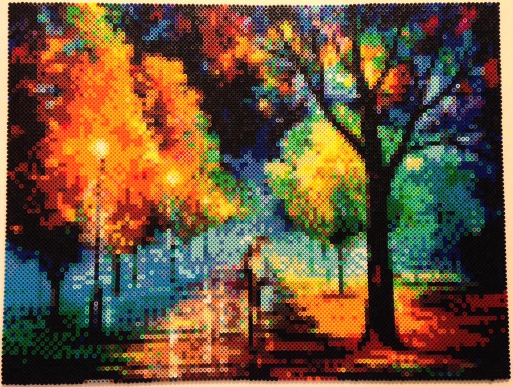 Night Alley by Ellsworth-Toohey