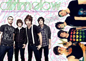 all time low crappy edit by jaevawnee