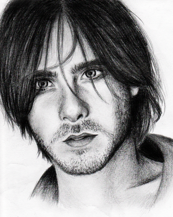 Jared Leto by Silently-Awake
