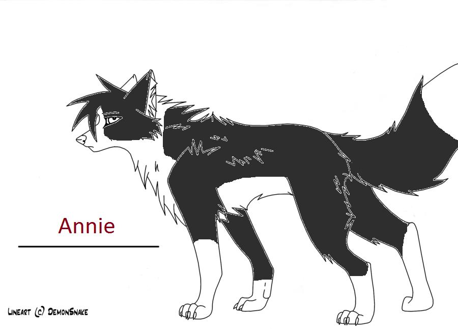 Annie the Collie by iwuvgarfield