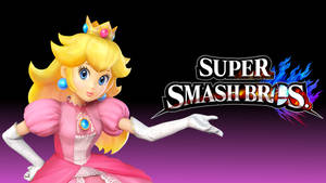 Super Smash Bros. 4 Wallpaper - Peach