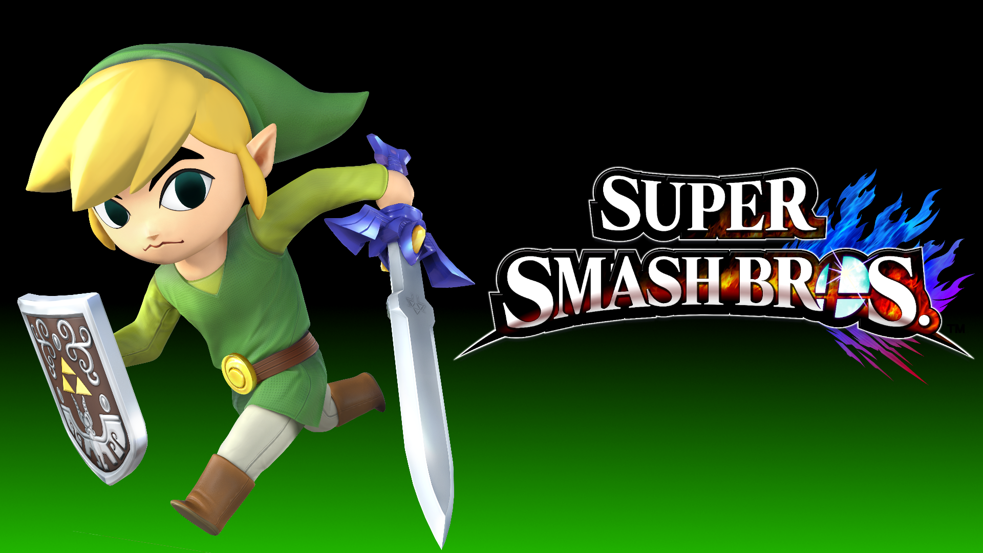Super Smash Bros 4 Wallpaper