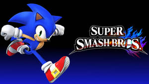 Super Smash Bros. 4 Wallpaper - Sonic the Hedgehog