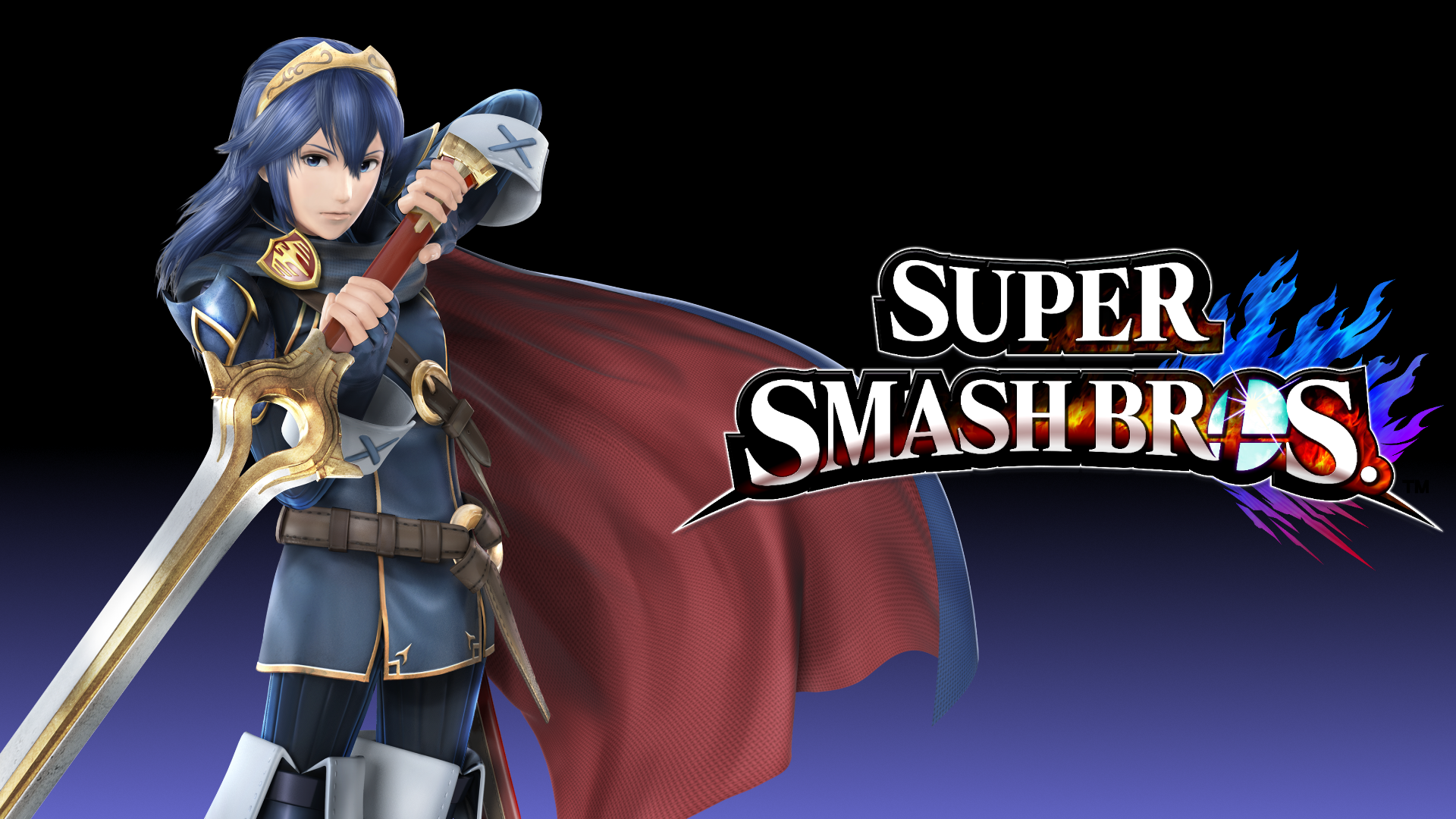 Super Smash Bros. 4 Wallpaper - Lucina by TheWolfGalaxy on ...