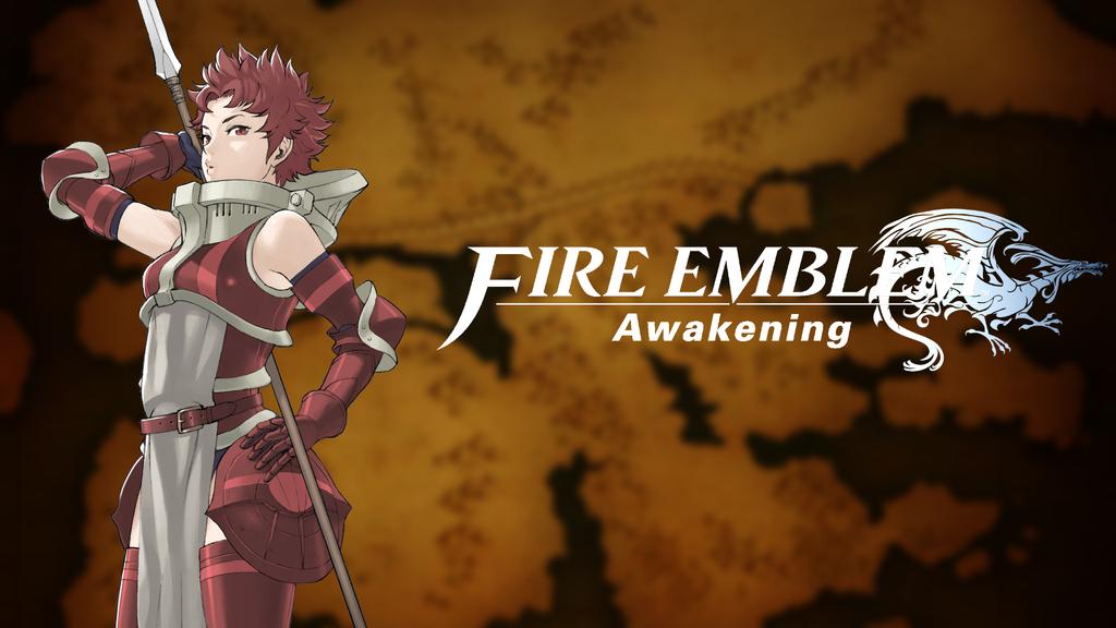 Fire Emblem Awakening Wallpaper - Sully by TheWolfGalaxy ...