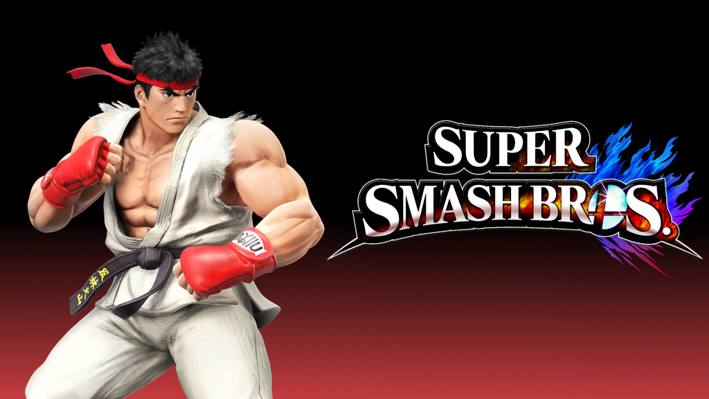 Ryu smash bros reddit patch