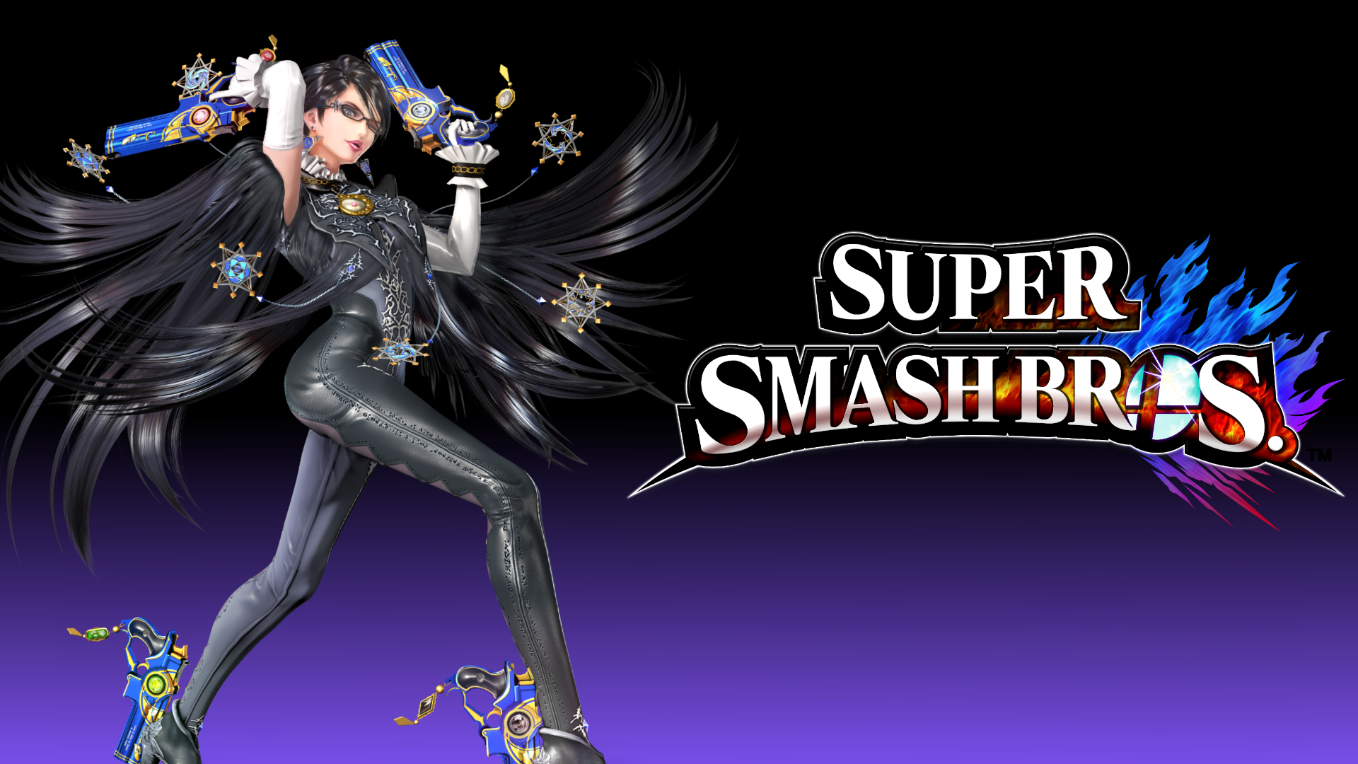 how to get bayonetta in super smash bros