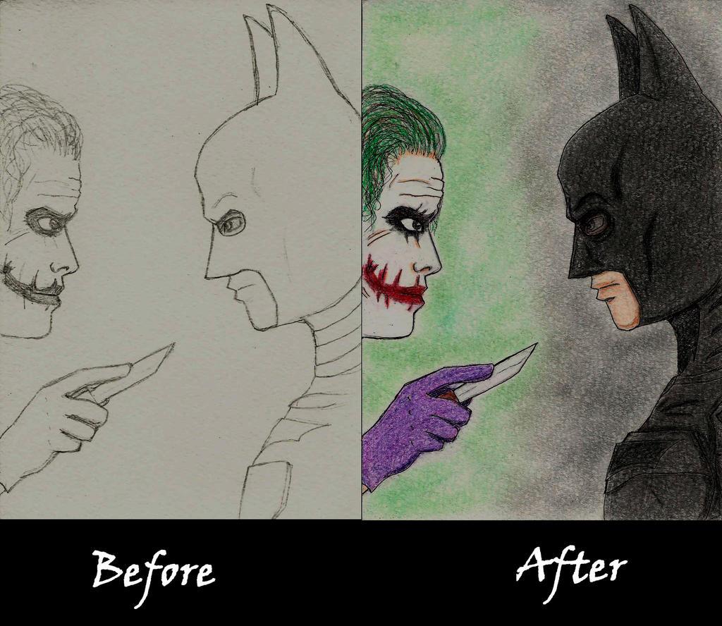 Cool Joker Drawings Cool Drawings of Joker Picture