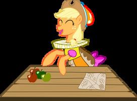 Chancellor Apple-Puddinghead