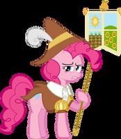 Secretary Smart Pink Pie-Cookie