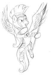 Commander Fluttershy