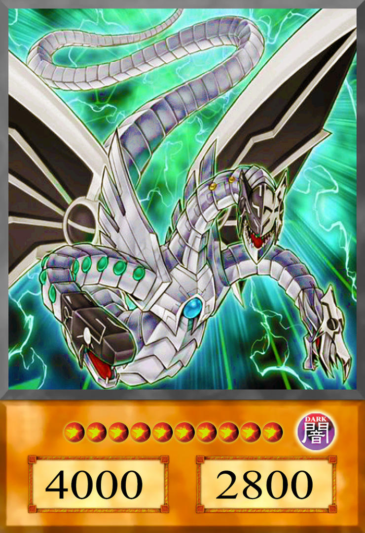 Malefic Cyber End Dragon by ALANMAC95 on DeviantArt