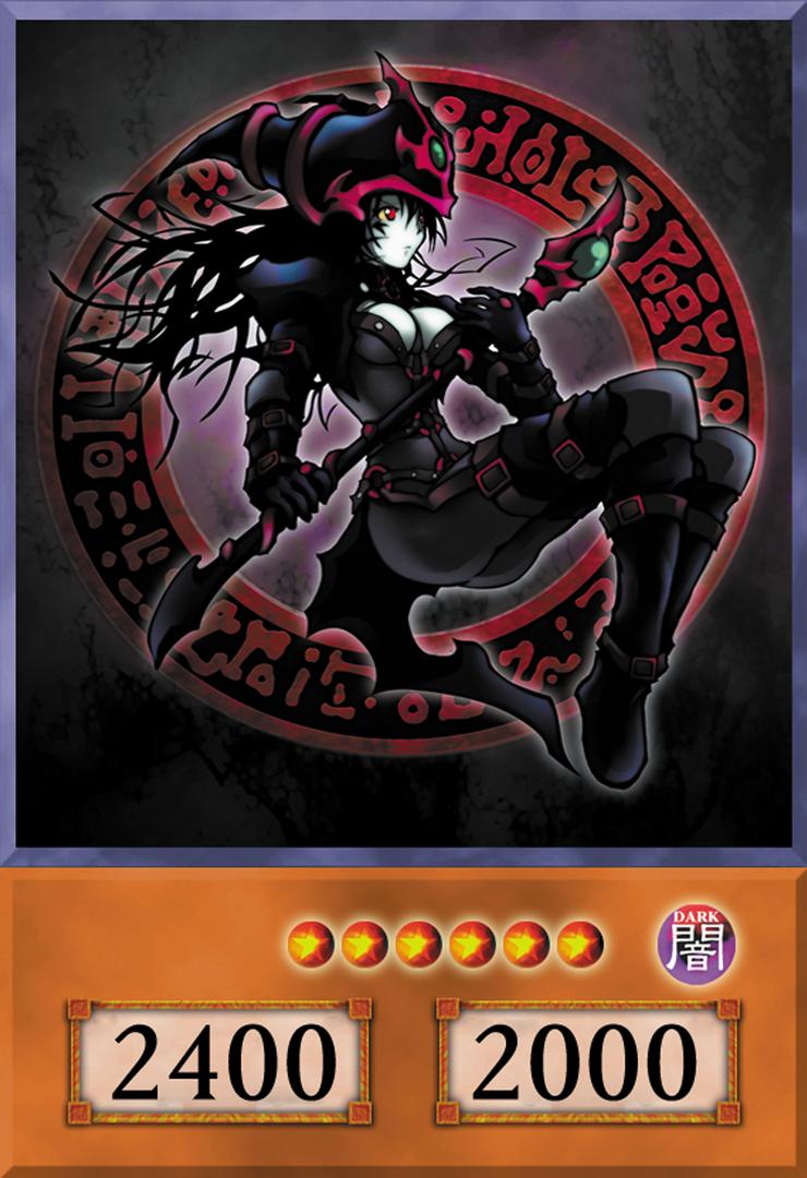 Dark Magician Girl of Chaos by ALANMAC95 on DeviantArt  Dark Magician G...
