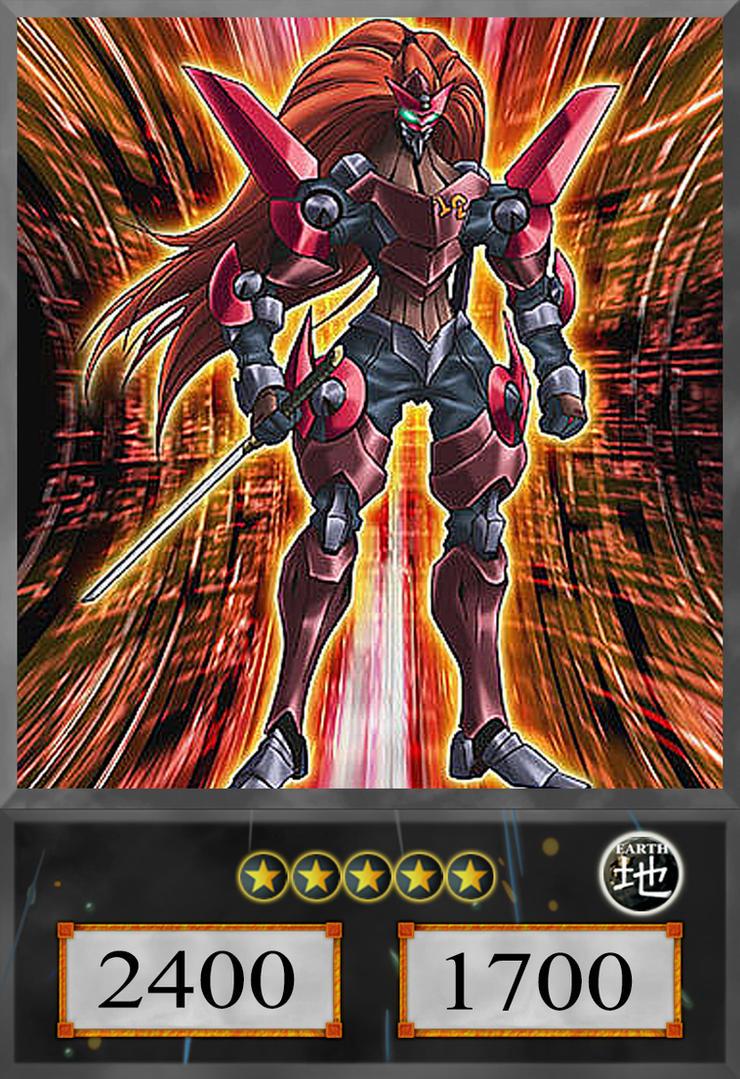 Number 12: Crimson Shadow Armor Ninja By AlanMac95 On