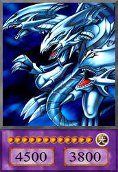Blue-Eyes Ultimate Dragon (1) by AlanMac95