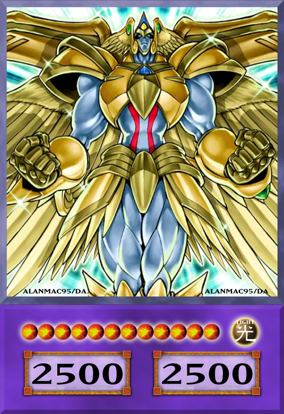 Elemental Hero God Neos Elemental HERO Divine ...