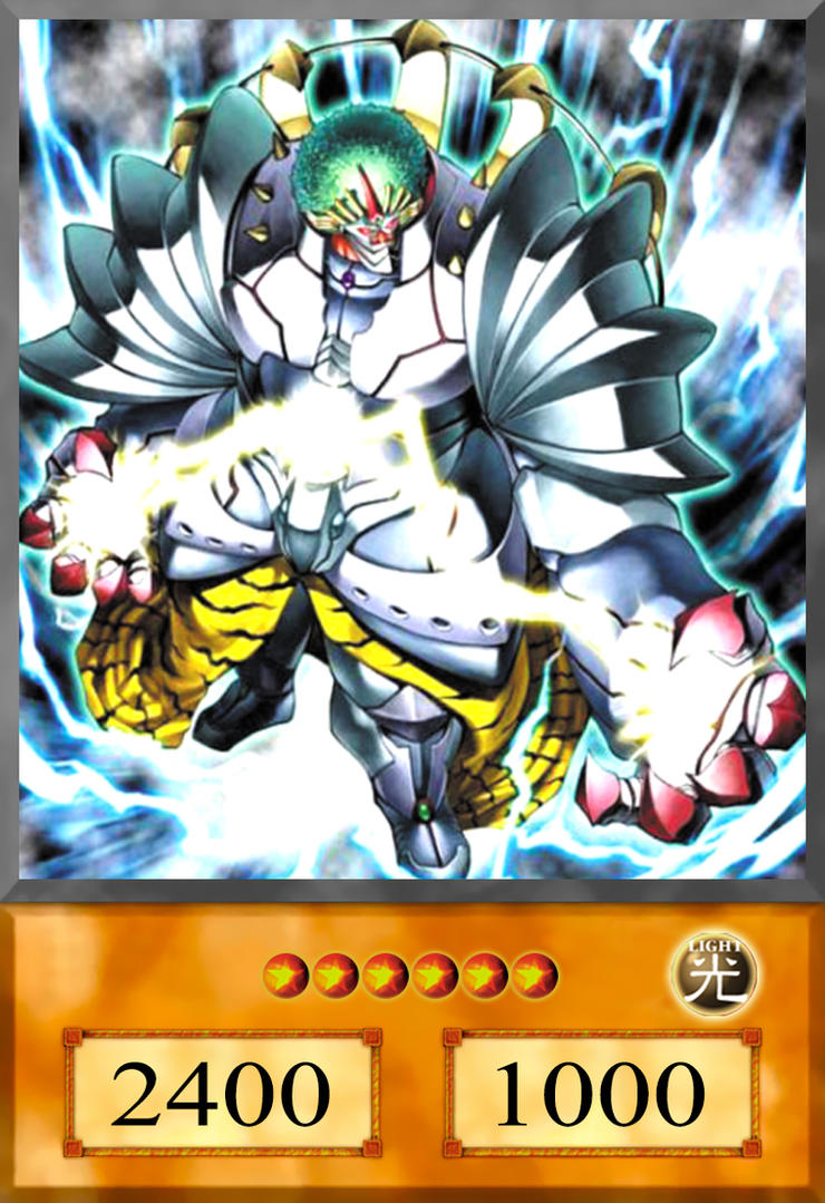 Zaborg the Thunder Monarch by ALANMAC95 on DeviantArt Zaborg The Thunder Monarch