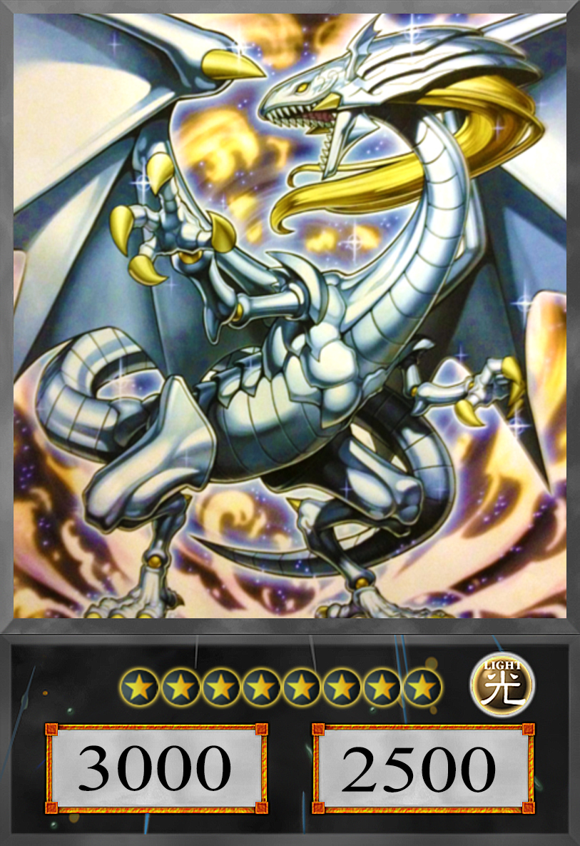Yugioh Legendary Dragon Of White