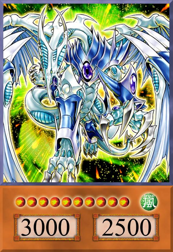 Yugioh stardust dragon assault mode