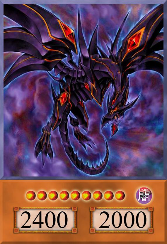 Red-Eyes Darkness Dragon by ALANMAC95 on DeviantArt  Red-Eyes Darkne...